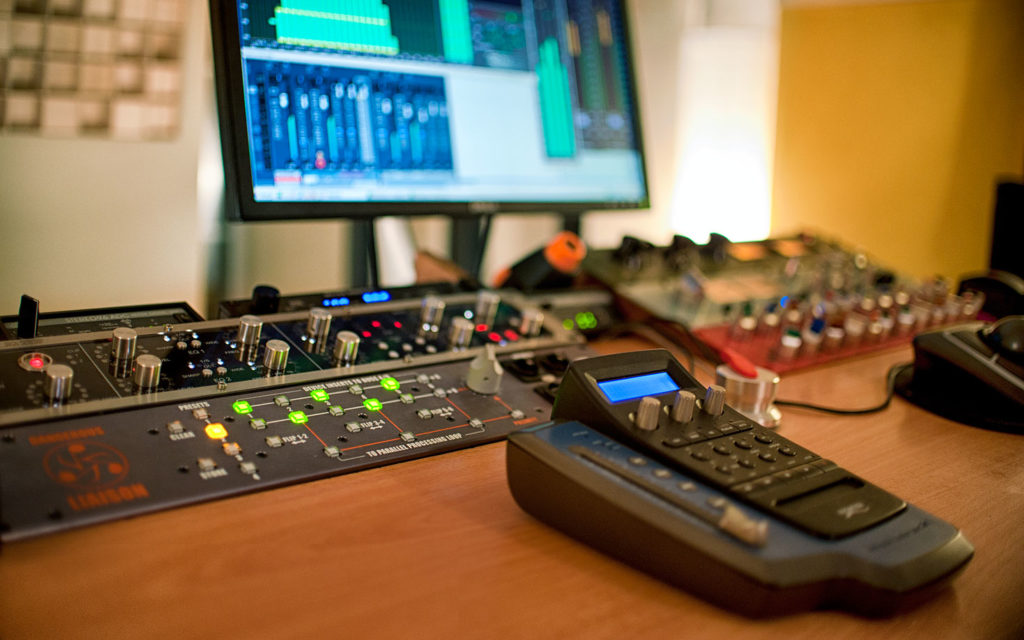 Audio Mastering Song